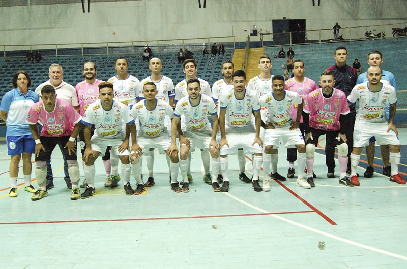 Assis Futsal vence Avaré e se classifica 1º do grupo, na A3