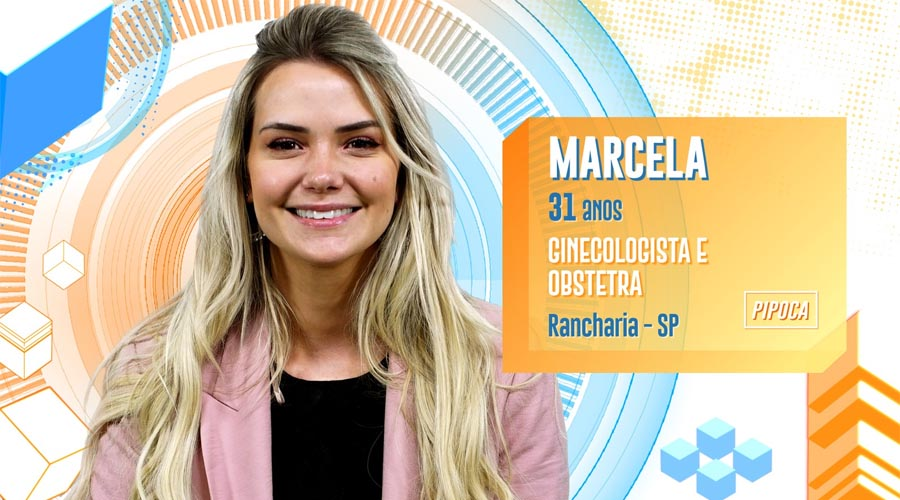 Médica de Rancharia está no Big Brother Brasil 2020